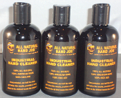 All Natural Hand Job Hand Cleaner
