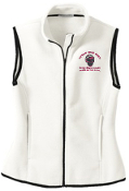 Bungee Bitch Logo Fleece Vest