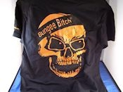 Bungee Bitch® Mens Skull Shirt